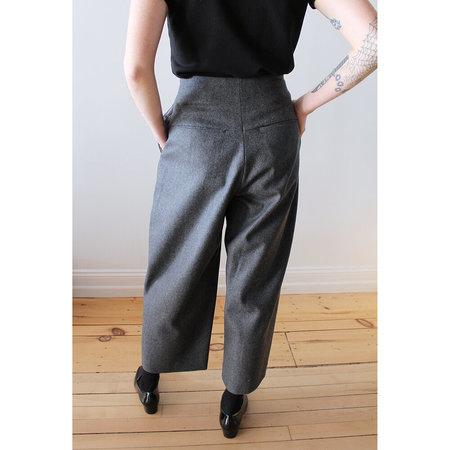 Studio Nicholson Dunstall Pants - Asphalt