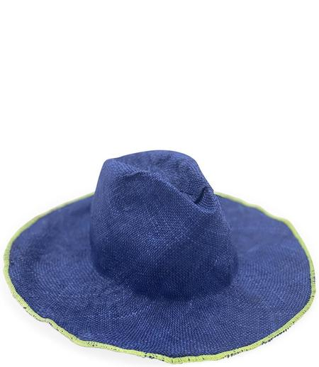 Reinhard Plank Norma Viscose Hat - Blue