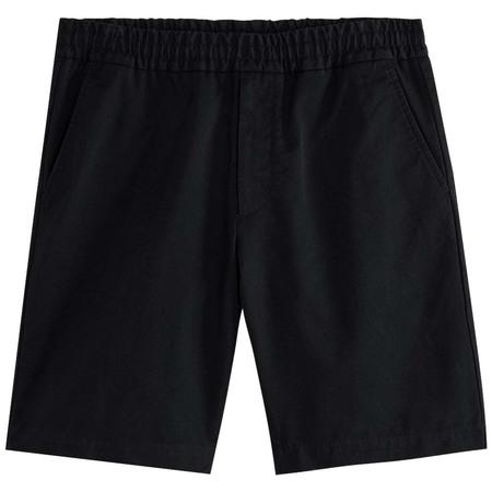 Filippa K terry cotton shorts - Black