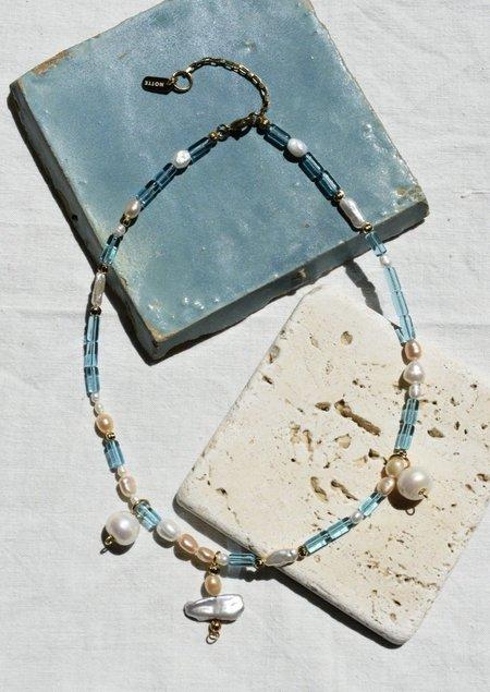 NOTTE Azzurra Necklace - Gold
