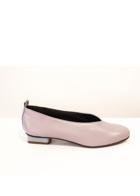 Gray Matters Mildred Piccola shoes - Mauve