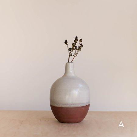 Wild Harvest Botanicals Ceramic Vase