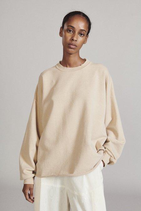 Rachel Comey Fonder Sweatshirt - Beige