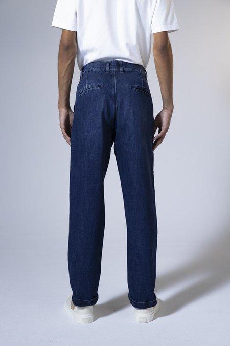 unfeigned jeans - indigo