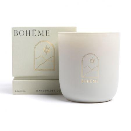 Boheme Fragrances Goa Candle