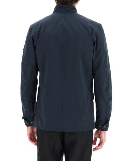 Barbour Duke Waterproof Jacket - blue