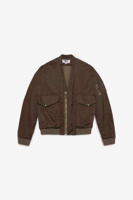 You Must Create Paninaro Bomber Jacket - Olive