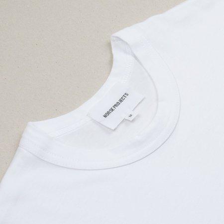 Norse Projects Joakim Light T-shirt - White