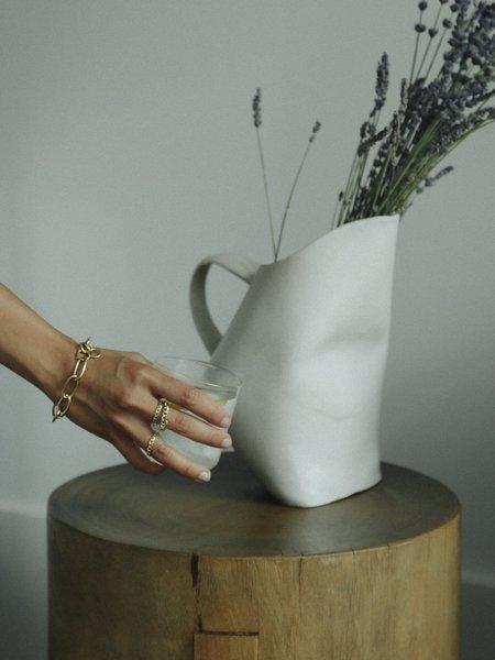 Loren Stewart Industrial XXL Long Link Bracelet - Gold