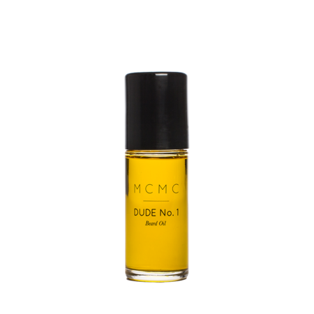 MCMC Fragrances Dude No.1 Beard Oil