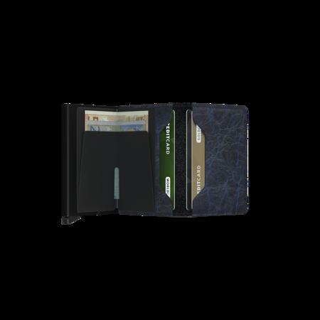 SECRID Slim Wallet - Crunch Blue
