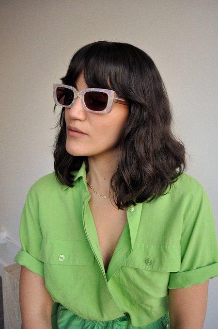 Carla Colour Kenzie Sunglasses - Opal