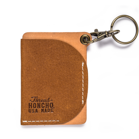 Thread Honcho Keychain Card Holder
