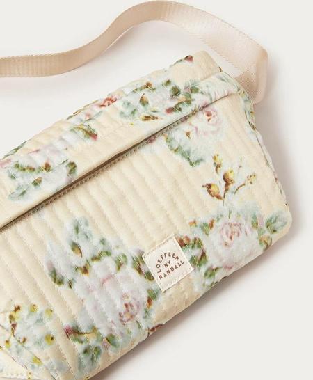 Loeffler Randall Shiloh Pack - Tan Floral