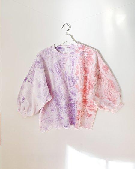 Rachel Comey Fond Sweatshirt - Marble Wash