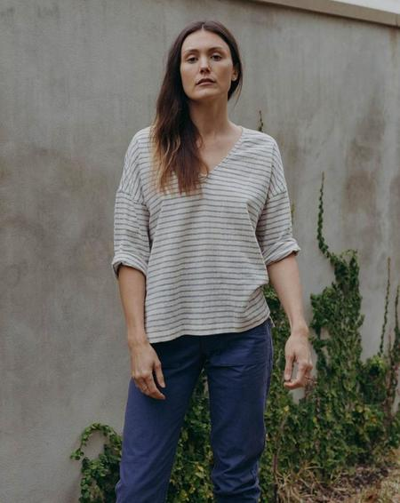Esby Reese Top - River Stripe