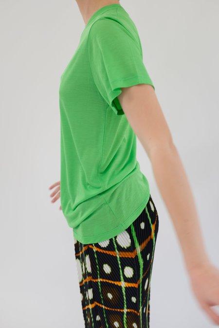 Baserange Tee Shirt - Ara Green