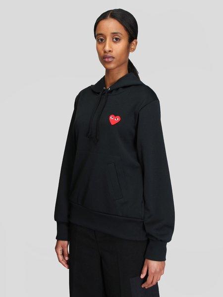 Comme des Garçons Play Hooded Sweatshirt