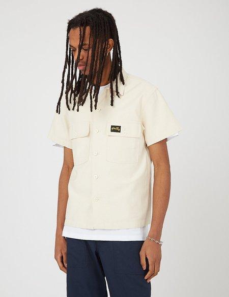 Stan Ray S/S CPO Shirt - Natural Sateen