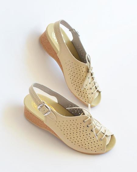 Vamp Shoes Worishofer Lace Up shoes - Opal