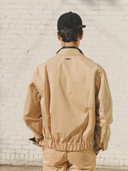 PHIPPS Adventure Cotton Dad Jacket - Sand