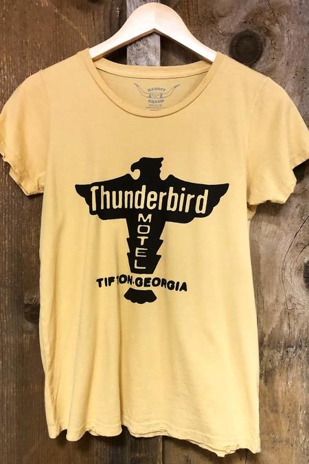 Bandit Brand Thunderbird Motel - Creme/Brown