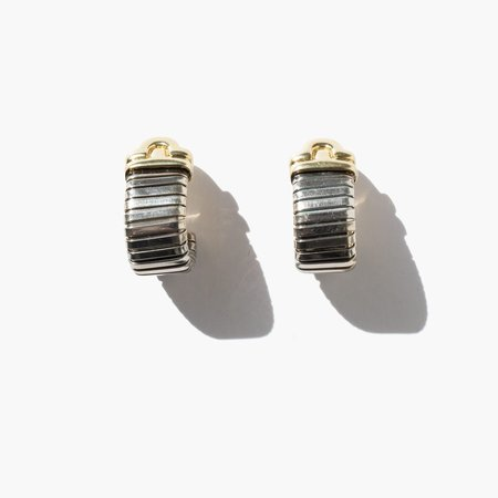 Kindred Black Charis Earrings - 14k gold/sterling silver