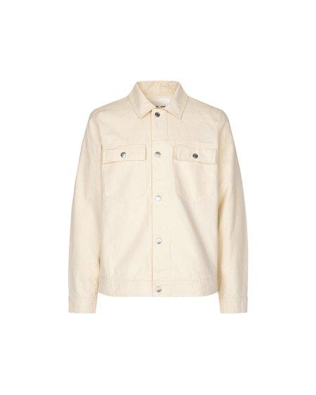 Samsøe & Samsøe Ver 13119 Jacket - Clear Cream