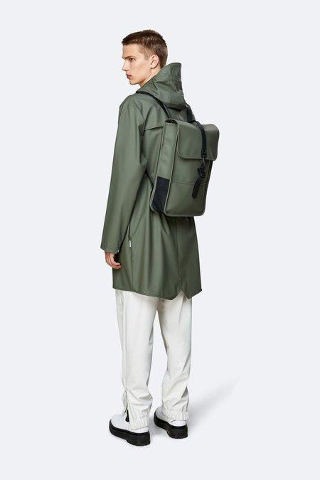Rains mini backpack - olive