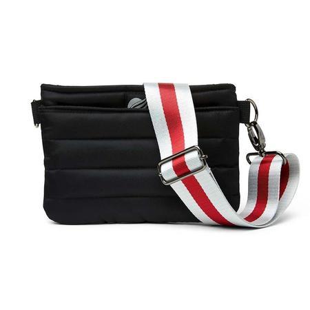 Think Royln Bum Bag Crossbody - Black Noir