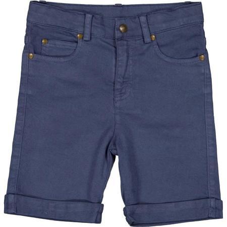 kids louis louise dean bermuda short - dark blue