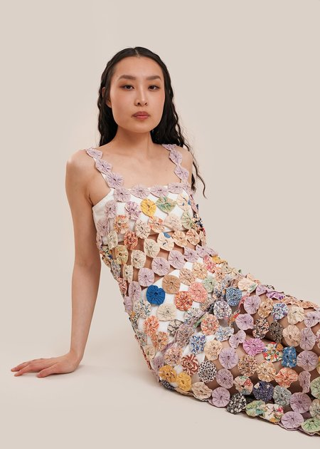 The Series Yoyo Midi Dress