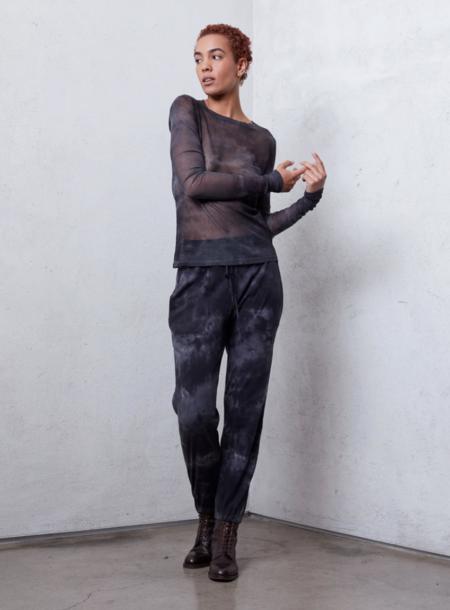 Raquel Allegra Jersey Pant - Black Camo