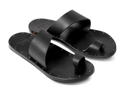 Beek Finch Sandals - Black/Black