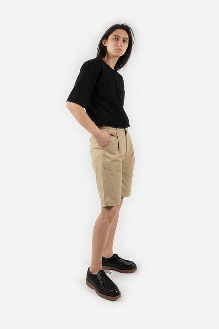 Outland Cargo Bermuda Shorts - Beige