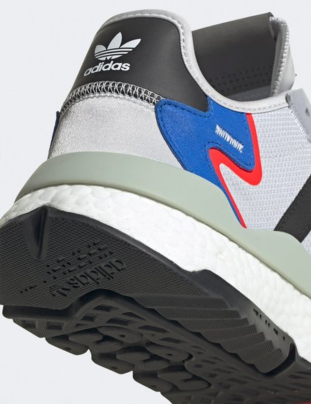 adidas Nite Jogger FX6835 sneakers - Dash Grey/Core Black/Halo Silver