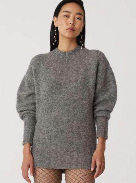 Unisex Paloma Wool Rodrigues Sweater - Mild Grey