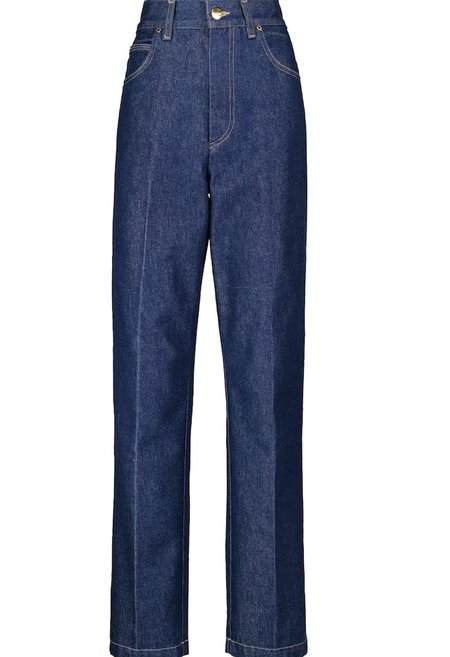 Goldsign The Crossway Jean - blue