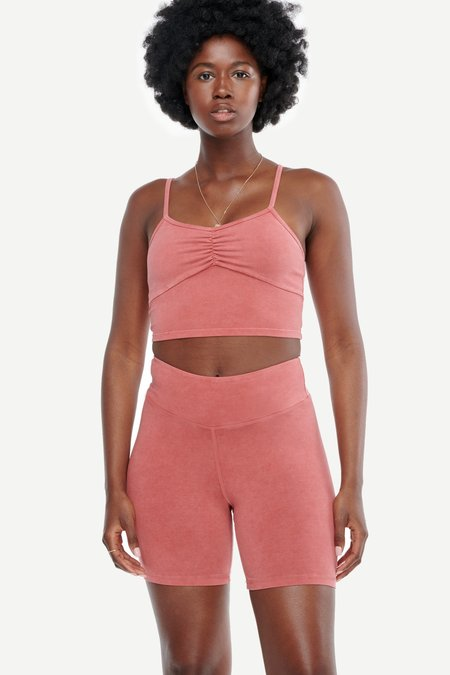 Lacausa Stretch Shorts - Mesa
