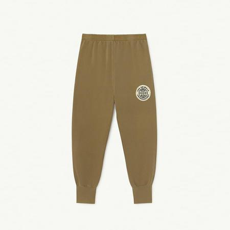 kids The Animals Observatory Dromedary Pant - Green Planet