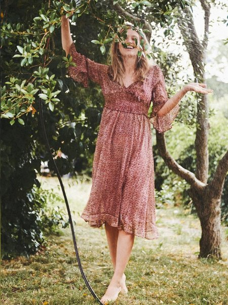Lolly's Laundry Patricia Dress - dainty floral print