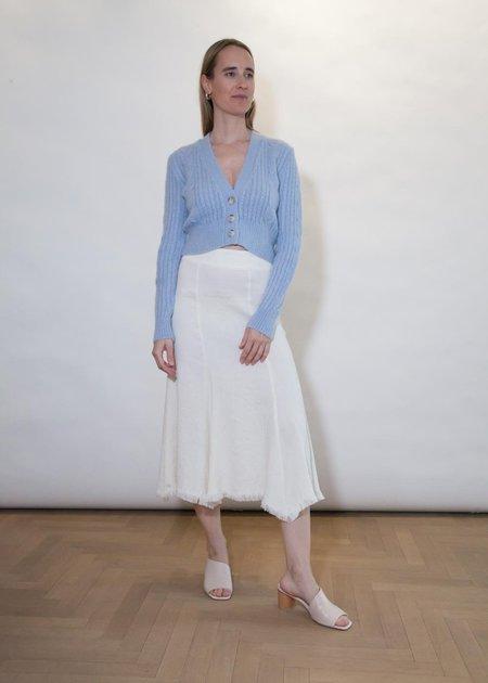 ÁERON Carp Skirt - Cream