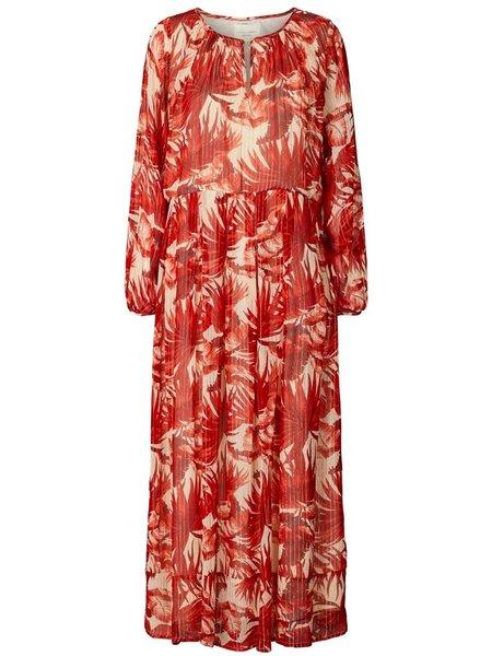 Lolly's Laundry Luciana Maxi Dress - Red