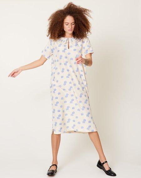 Caron Callahan Arts Dress - Shibori