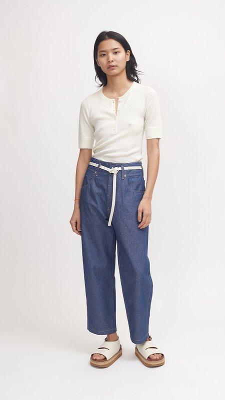 Sofie D'Hoore Pollack Light Denim Pants - Blue