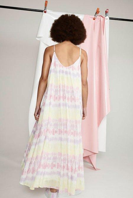 Olivia Rubin Aurora Tie Dye Dress - Multi