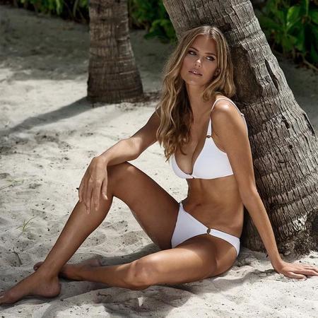 Melissa Odabash Montenegro Bikini Bottom - White Pique