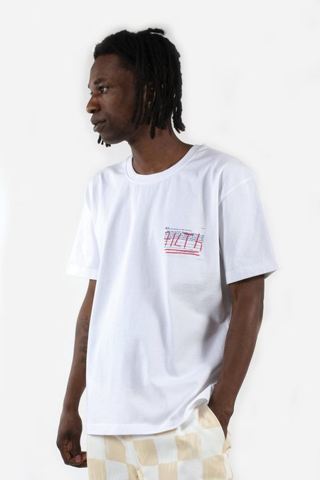 Reception Clothing Filth  SS Tee - White