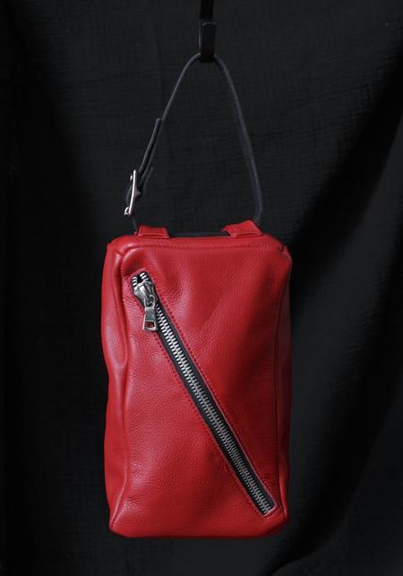 Bent LA The Big Rectangle Bag - Red