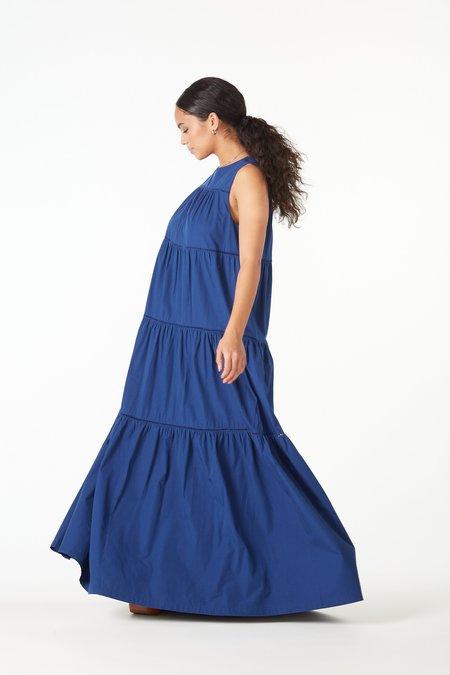 THE ODELLS Aurora Dress - INDIGO